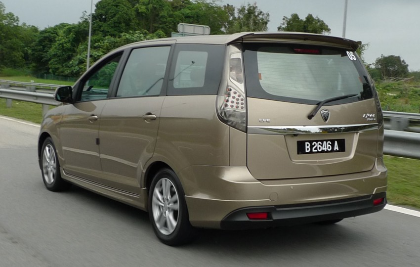 DRIVEN: Proton Exora Bold Turbo first impressions Image #80915