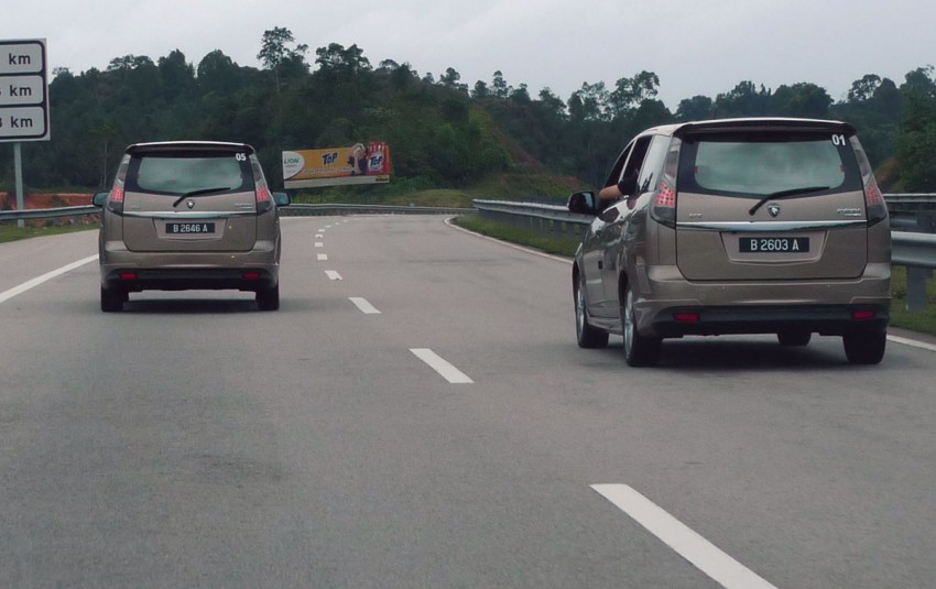 DRIVEN: Proton Exora Bold Turbo first impressions Image #80916