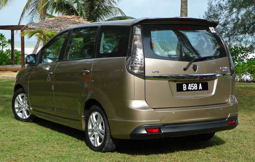 DRIVEN: Proton Exora Bold Turbo first impressions Image #81187