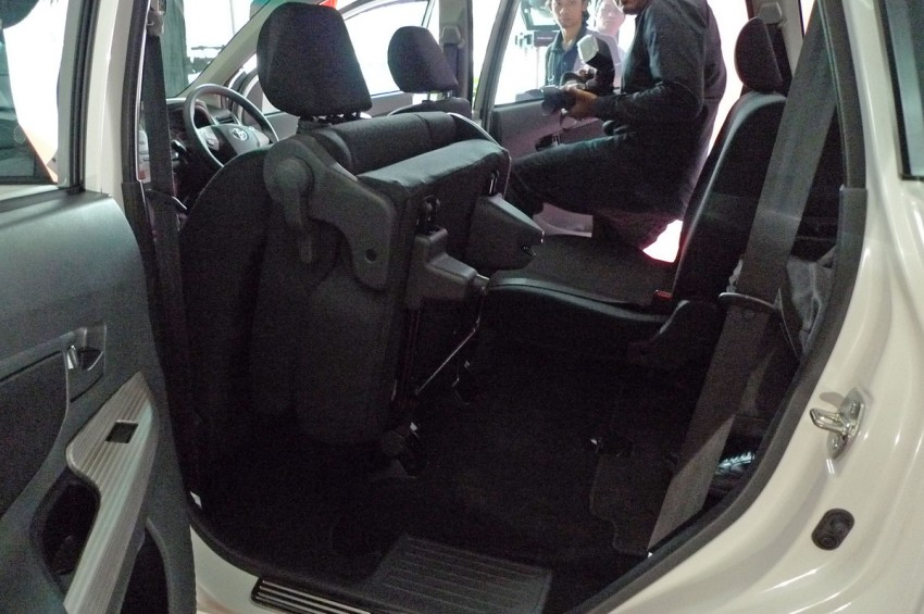 2012 Toyota Avanza launched – RM64,590 to RM79,590 Image #83591