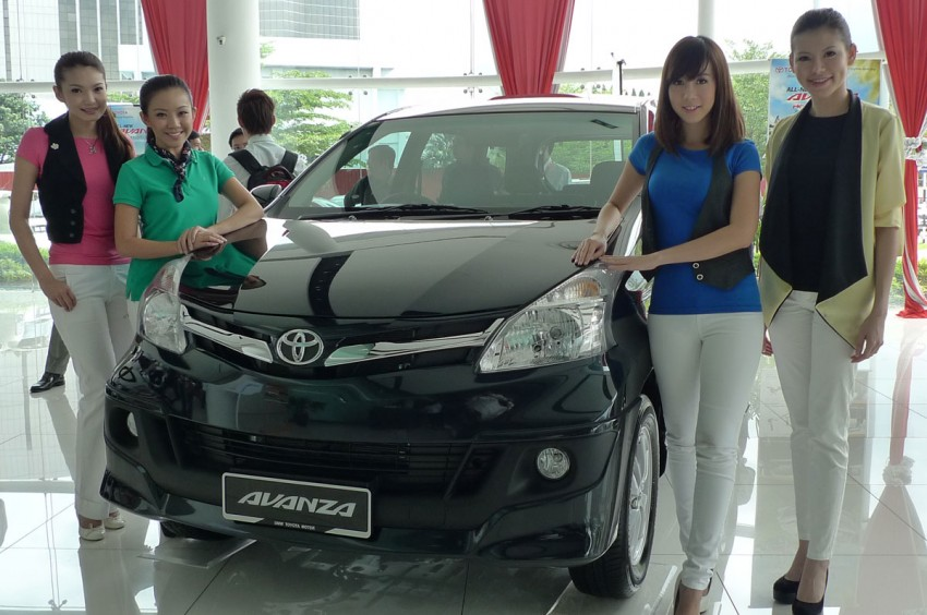 2012 Toyota Avanza launched – RM64,590 to RM79,590 Image #83599