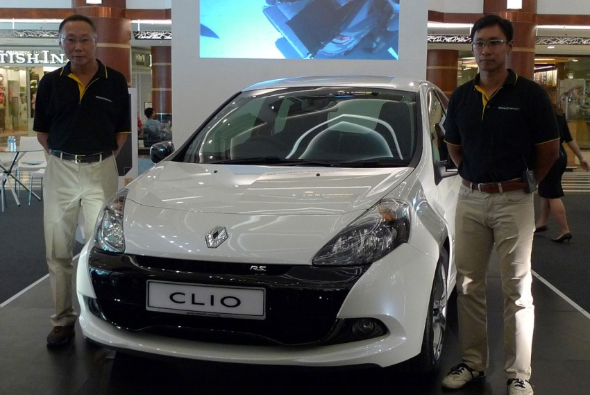 Renault Clio RS 200 Cup – Angel & Demon edition, RM199k Image #88112