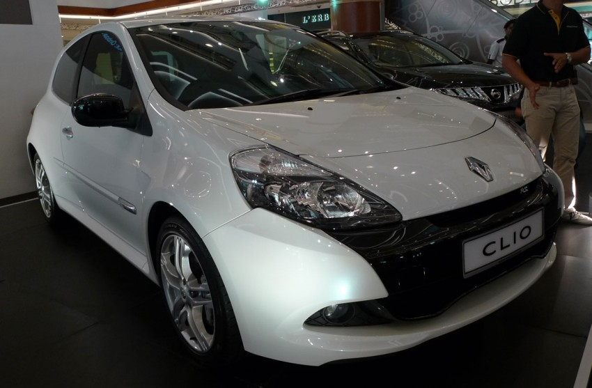 Renault Clio RS 200 Cup – Angel & Demon edition, RM199k Image #88102