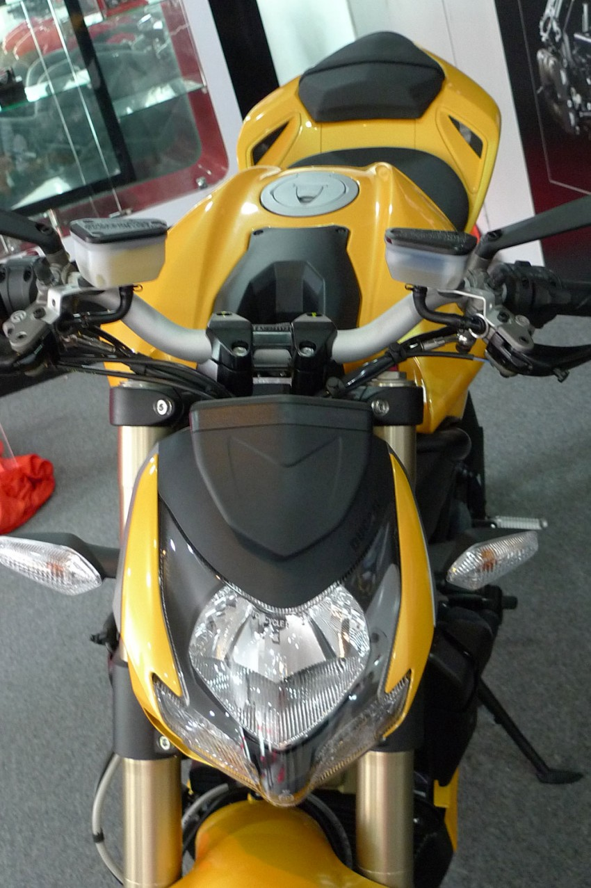 Ducati Streetfighter 848 launched by Next Bike – RM99,333 Image #94324
