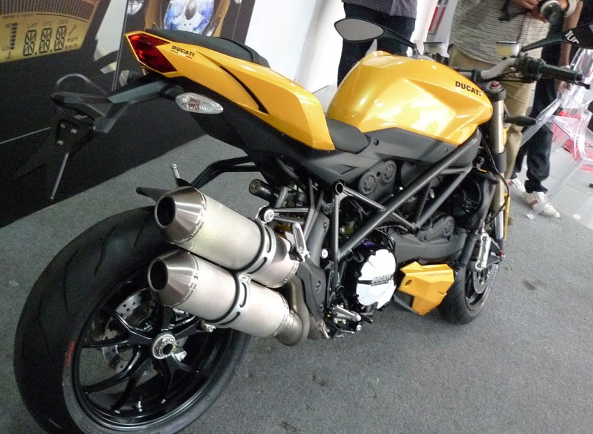 Ducati Streetfighter 848 launched by Next Bike – RM99,333 Image #94333