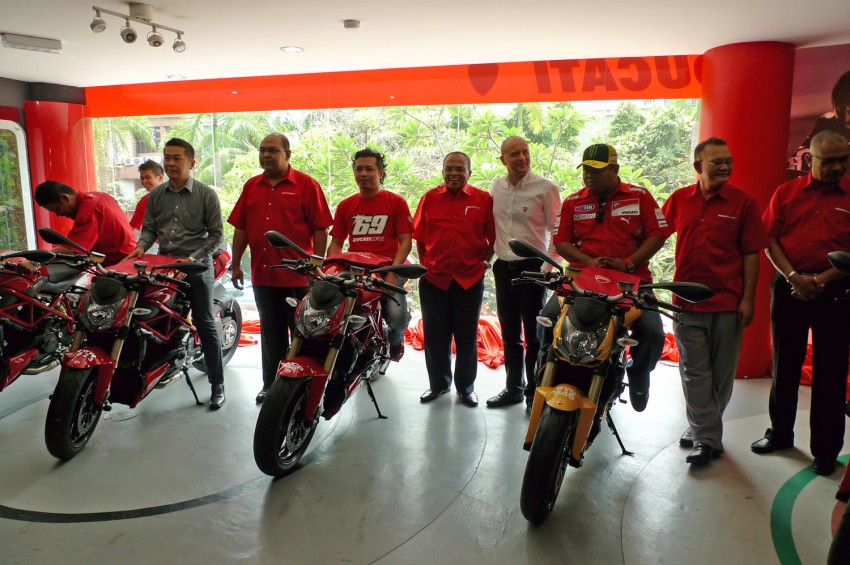 Ducati Streetfighter 848 launched by Next Bike – RM99,333 Image #94339