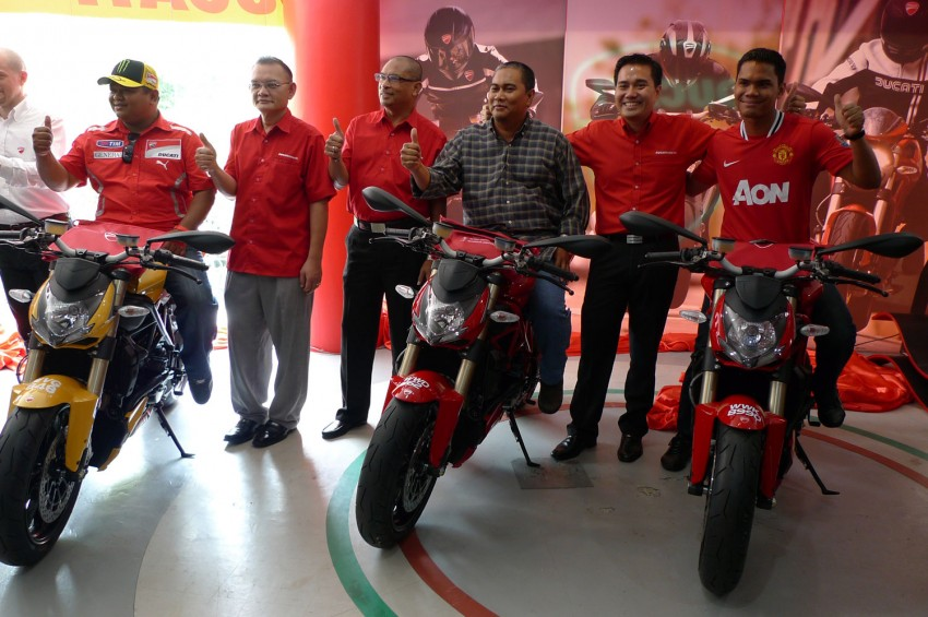 Ducati Streetfighter 848 launched by Next Bike – RM99,333 Image #94340