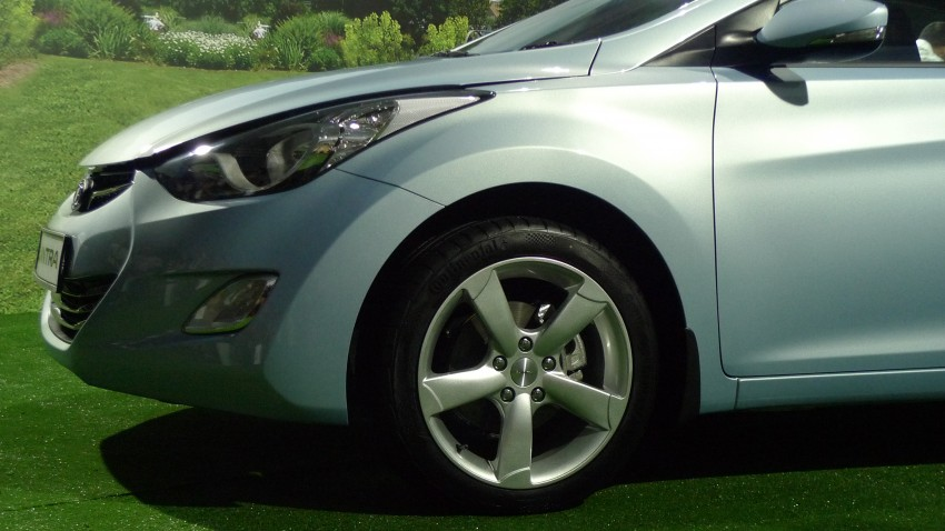 Hyundai Elantra MD arrives – 4 variants, RM87k to RM112k Image #96165