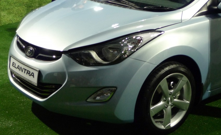 Hyundai Elantra MD arrives – 4 variants, RM87k to RM112k Image #96167