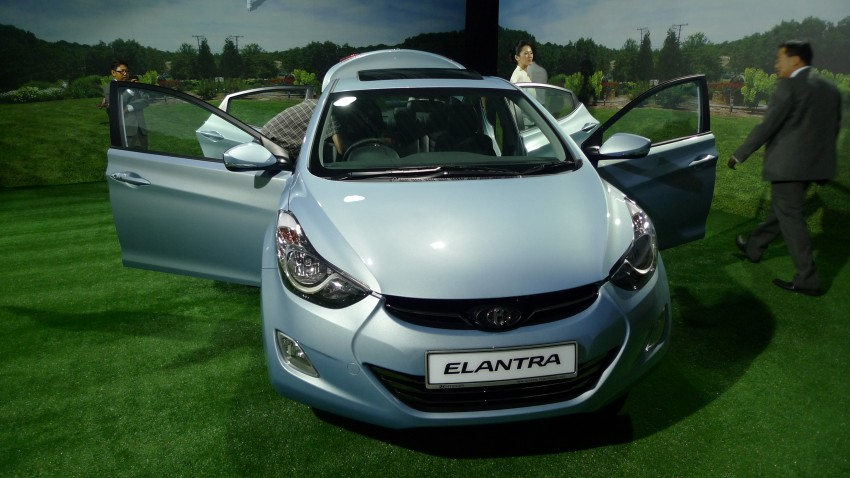 Hyundai Elantra MD arrives – 4 variants, RM87k to RM112k Image #96169