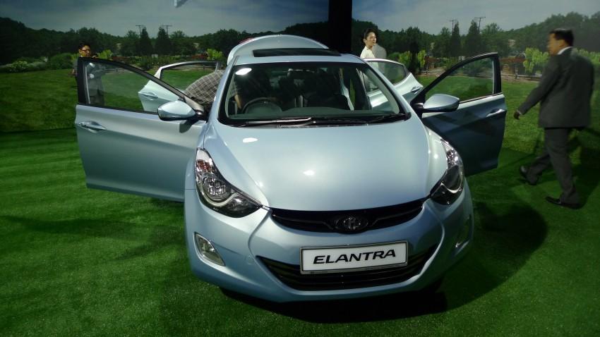 Hyundai Elantra MD arrives – 4 variants, RM87k to RM112k Image #96169