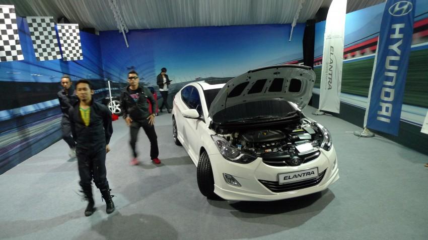 Hyundai Elantra MD arrives – 4 variants, RM87k to RM112k Image #96170