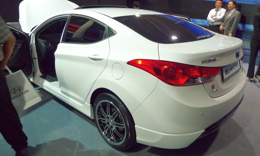 Hyundai Elantra MD arrives – 4 variants, RM87k to RM112k Image #96262