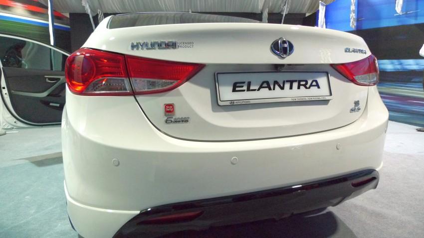 Hyundai Elantra MD arrives – 4 variants, RM87k to RM112k Image #96259