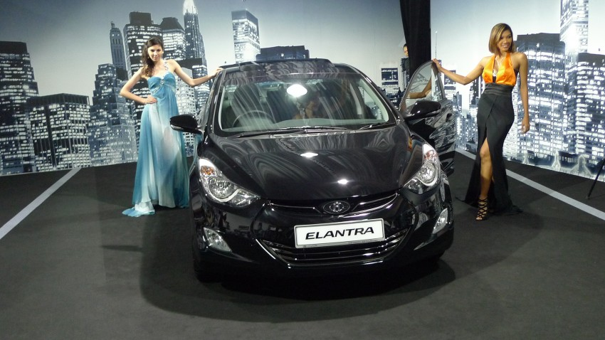 Hyundai Elantra MD arrives – 4 variants, RM87k to RM112k Image #96172
