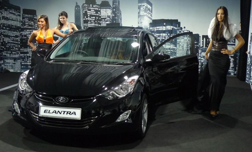 Hyundai Elantra MD arrives – 4 variants, RM87k to RM112k Image #96173