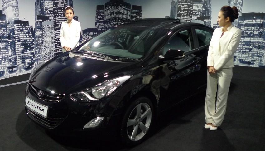 Hyundai Elantra MD arrives – 4 variants, RM87k to RM112k Image #96174