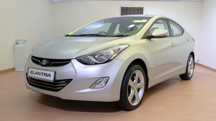 Hyundai Elantra MD arrives – 4 variants, RM87k to RM112k Image #96189