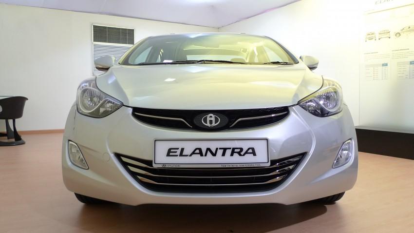 Hyundai Elantra MD arrives – 4 variants, RM87k to RM112k Image #96195