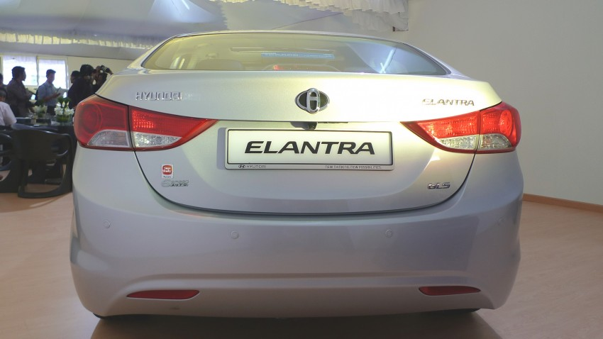 Hyundai Elantra MD arrives – 4 variants, RM87k to RM112k Image #96261