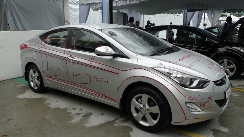 Hyundai Elantra MD arrives – 4 variants, RM87k to RM112k Image #96197