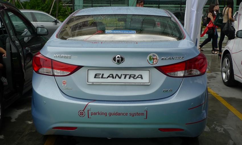 Hyundai Elantra MD arrives – 4 variants, RM87k to RM112k Image #96207