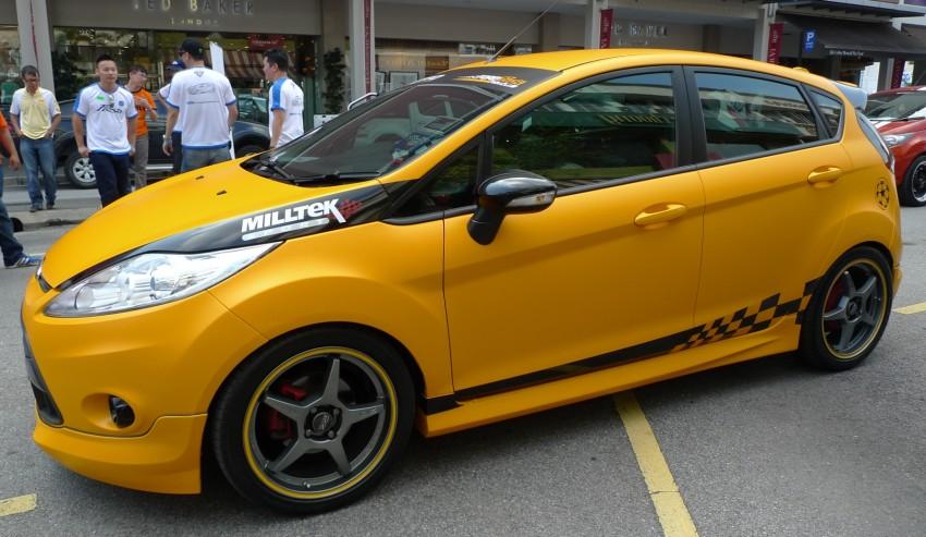 Ford Fiesta Best-Dressed Contest sees five Munich-bound Image #99803