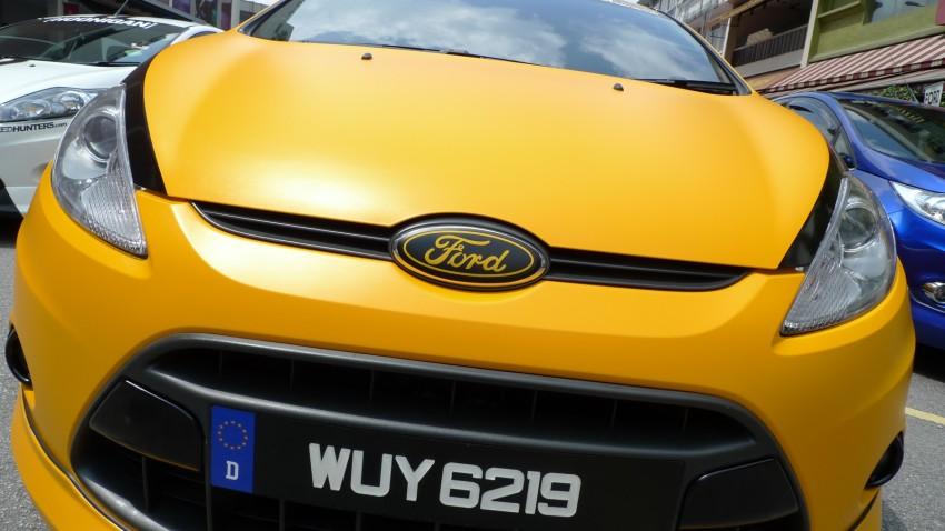 Ford Fiesta Best-Dressed Contest sees five Munich-bound Image #99806