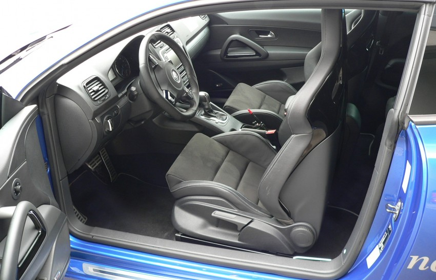 Volkswagen Golf R and Scirocco R siblings sampled Image #116380