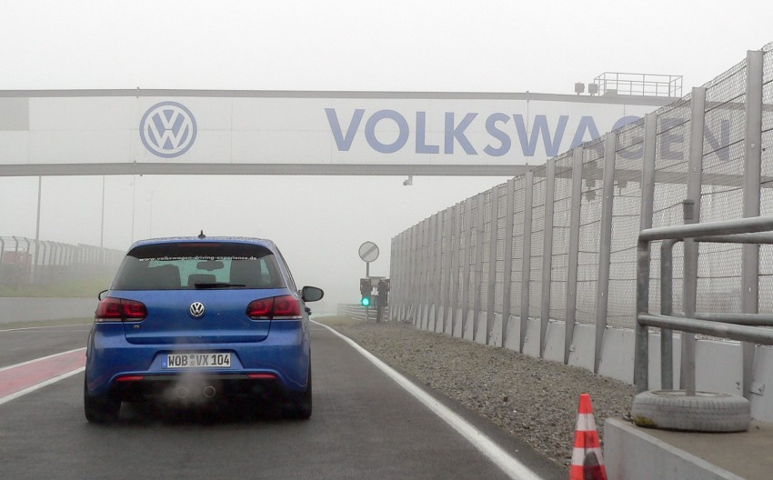 Volkswagen Golf R and Scirocco R siblings sampled Image #116382
