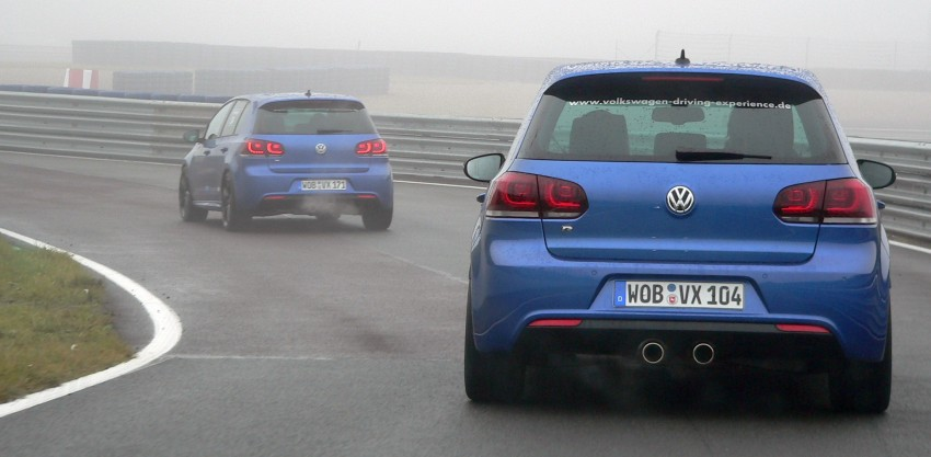 Volkswagen Golf R and Scirocco R siblings sampled Image #116383