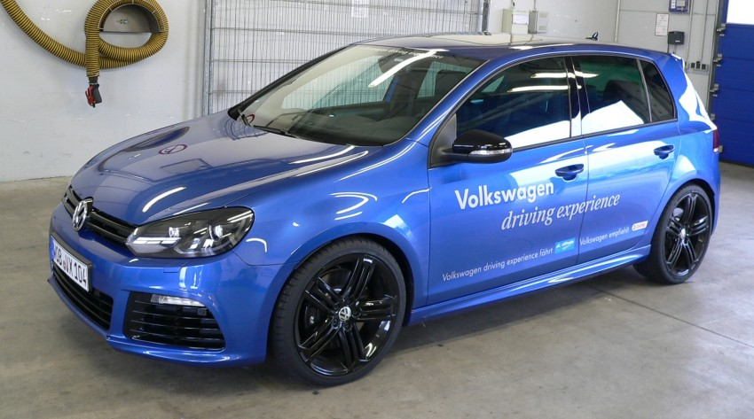 Volkswagen Golf R and Scirocco R siblings sampled Image #116387