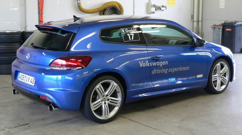 Volkswagen Golf R and Scirocco R siblings sampled Image #116388