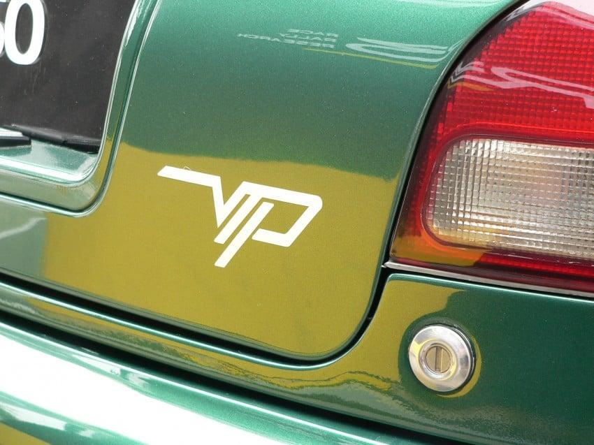 Proton Makeover: the Satria GTI goes back to Hafiz Image #93545