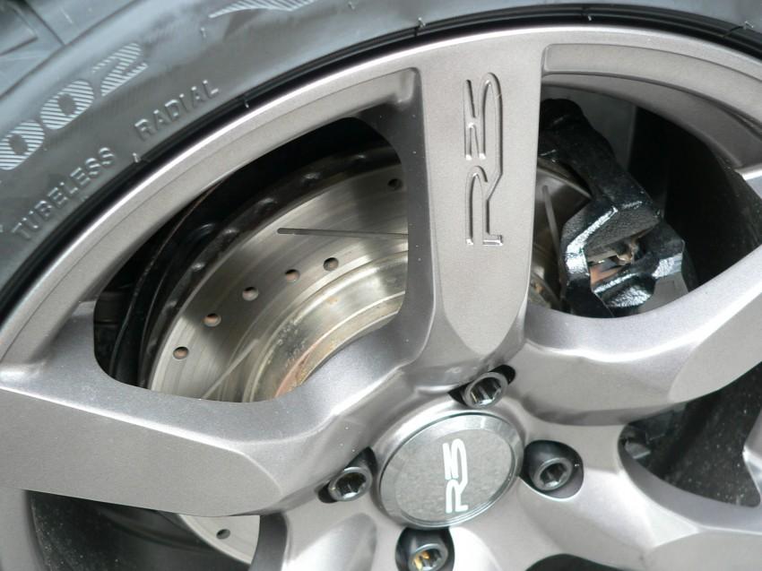 Proton Makeover: the Satria GTI goes back to Hafiz Image #93552