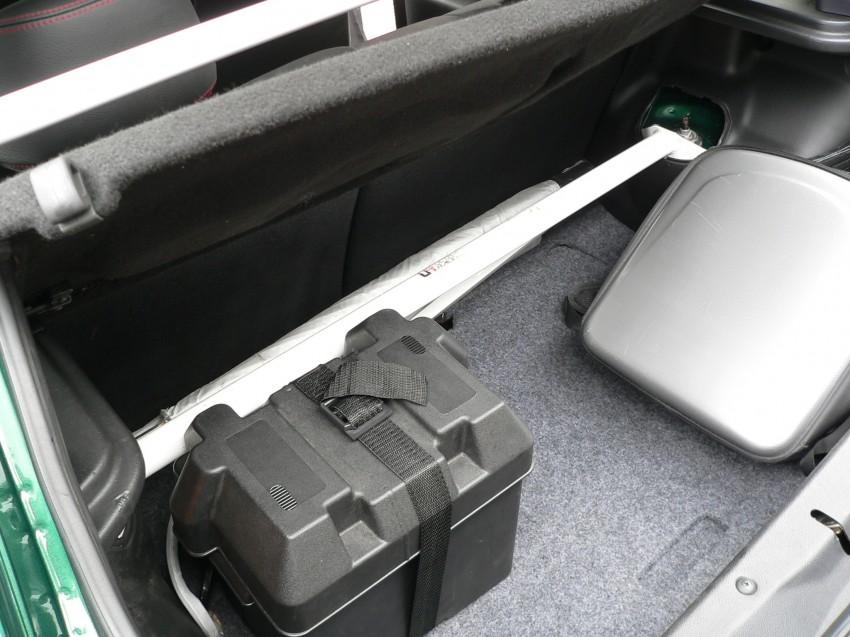 Proton Makeover: the Satria GTI goes back to Hafiz Image #93549