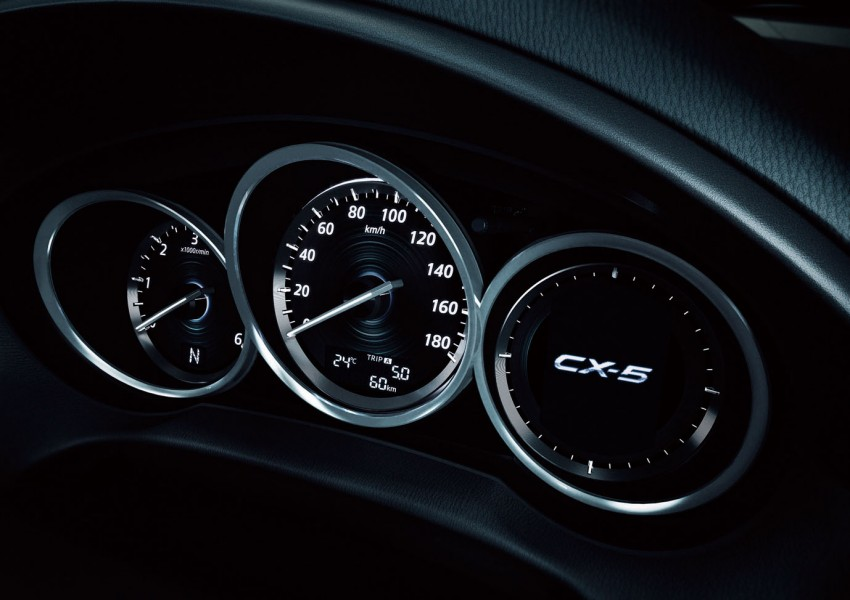 Mazda CX-5 launched – 2.0 SkyActiv-G, RM155k to RM165k Image #106734