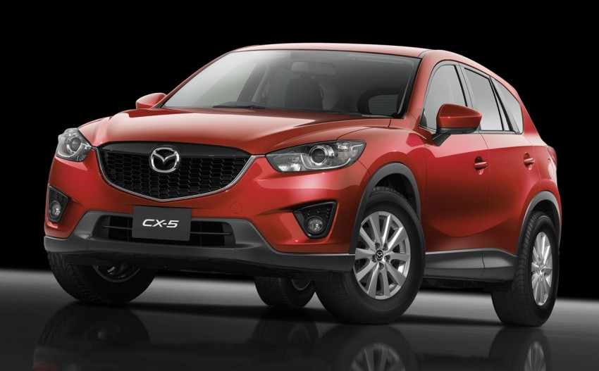 Mazda CX-5 launched – 2.0 SkyActiv-G, RM155k to RM165k Image #106740