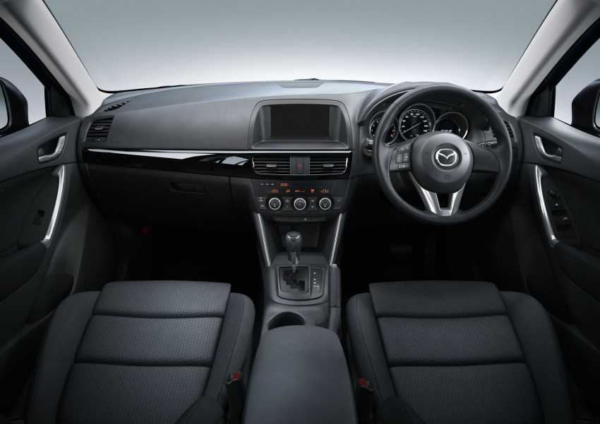 Mazda CX-5 launched – 2.0 SkyActiv-G, RM155k to RM165k Image #106736
