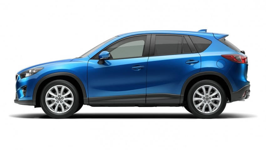 Mazda CX-5 launched – 2.0 SkyActiv-G, RM155k to RM165k Image #106739