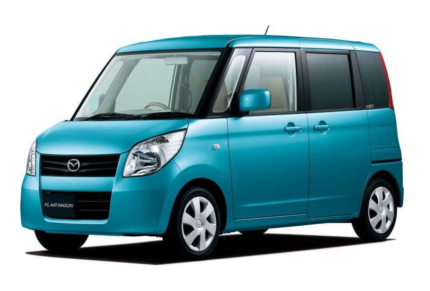 Mazda Flairwagon – cute and for Japan only Image #114856