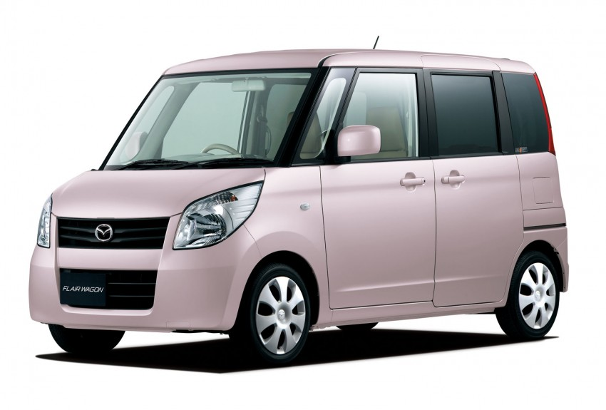 Mazda Flairwagon – cute and for Japan only Image #114859