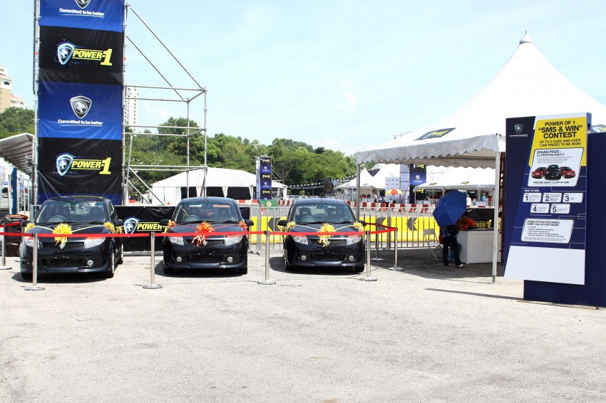 MEGA GALLERY: Proton Power of 1, Bukit Jalil Image #94987