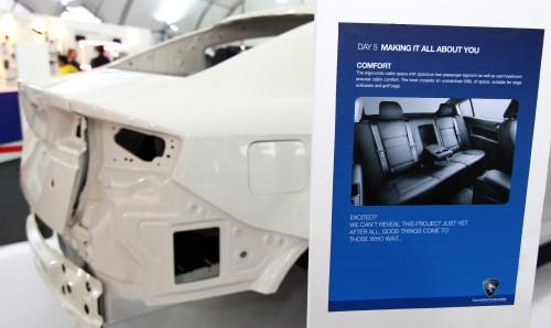 Proton P3-21A build-up process Day 5: Fabric Seats Image #121342