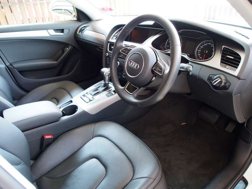 Audi A4 1.8 TFSI review: the B8 gets more efficient Image #124576