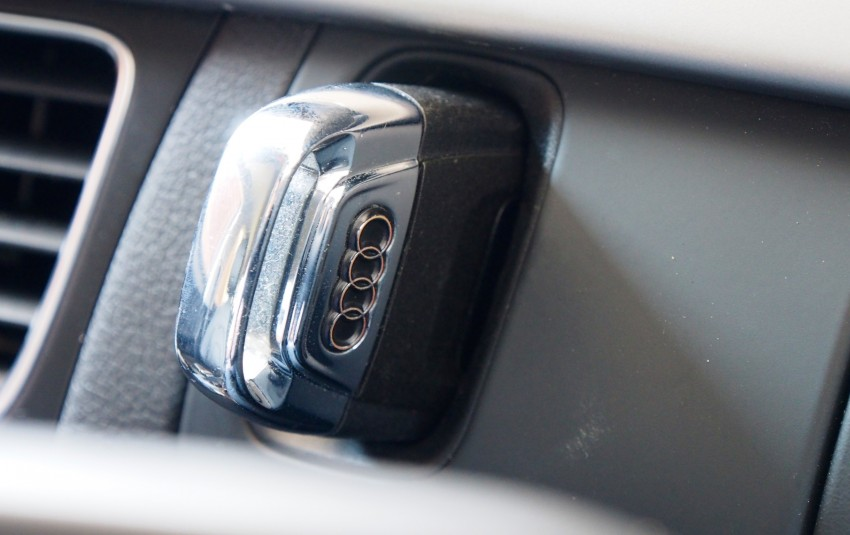Audi A4 1.8 TFSI review: the B8 gets more efficient Image #124594