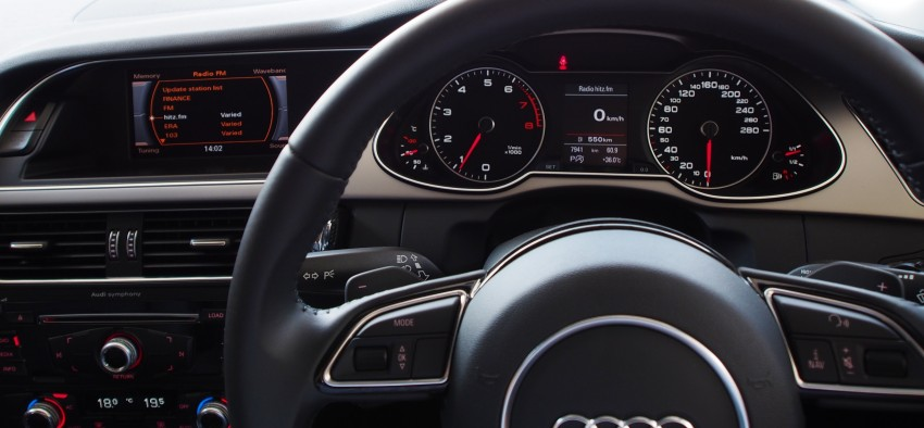 Audi A4 1.8 TFSI review: the B8 gets more efficient Image #124596