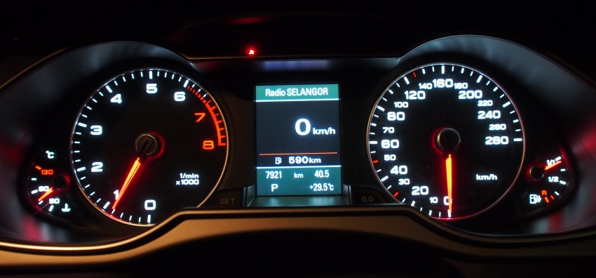 Audi A4 1.8 TFSI review: the B8 gets more efficient Image #124559