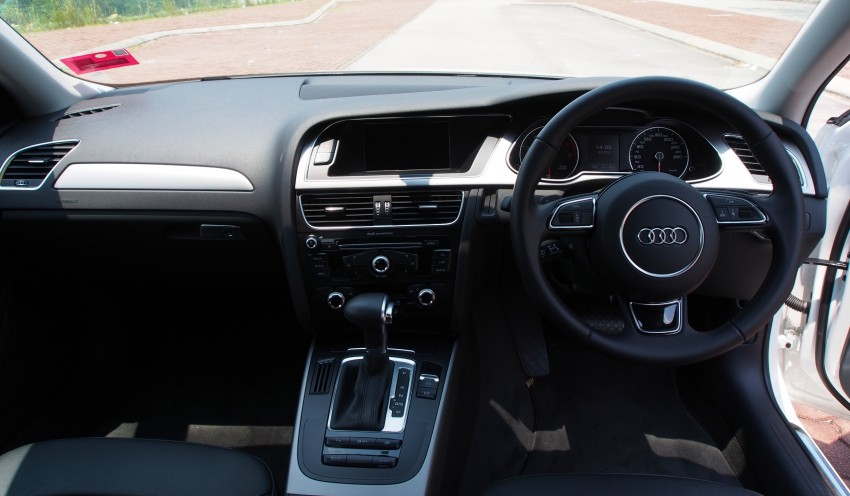 Audi A4 1.8 TFSI review: the B8 gets more efficient Image #124598