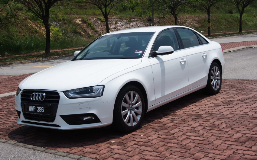 Audi A4 1.8 TFSI review: the B8 gets more efficient Image #124609